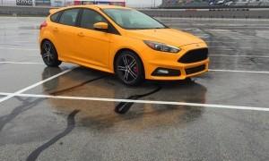 2015 Ford Focus ST Tangerine Scream ST2 Pack 22