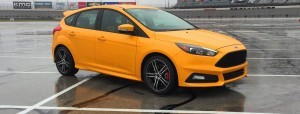 2015 Ford Focus ST Tangerine Scream ST2 Pack 23