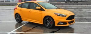 2015 Ford Focus ST Tangerine Scream ST2 Pack 24