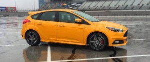 2015 Ford Focus ST Tangerine Scream ST2 Pack 25