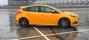 2015 Ford Focus ST Tangerine Scream ST2 Pack 26