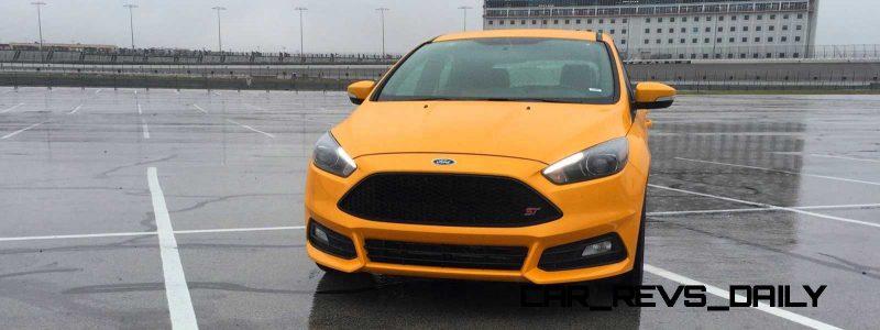 2015 Ford Focus ST Tangerine Scream ST2 Pack 3