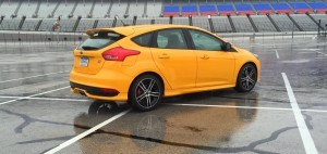 2015 Ford Focus ST Tangerine Scream ST2 Pack 31