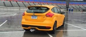 2015 Ford Focus ST Tangerine Scream ST2 Pack 34