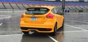 2015 Ford Focus ST Tangerine Scream ST2 Pack 35