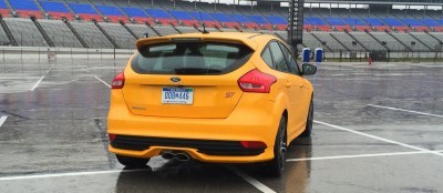 2015 Ford Focus ST Tangerine Scream ST2 Pack 36