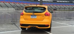 2015 Ford Focus ST Tangerine Scream ST2 Pack 37