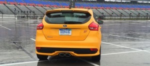 2015 Ford Focus ST Tangerine Scream ST2 Pack 38