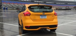 2015 Ford Focus ST Tangerine Scream ST2 Pack 39