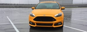 2015 Ford Focus ST Tangerine Scream ST2 Pack 4