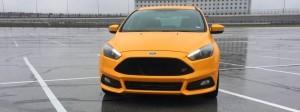 2015 Ford Focus ST Tangerine Scream ST2 Pack 4