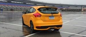 2015 Ford Focus ST Tangerine Scream ST2 Pack 43