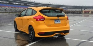 2015 Ford Focus ST Tangerine Scream ST2 Pack 44