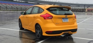 2015 Ford Focus ST Tangerine Scream ST2 Pack 45
