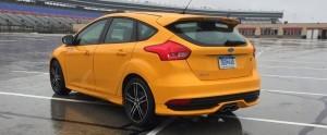 2015 Ford Focus ST Tangerine Scream ST2 Pack 47