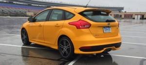 2015 Ford Focus ST Tangerine Scream ST2 Pack 48