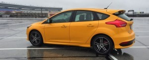 2015 Ford Focus ST Tangerine Scream ST2 Pack 50