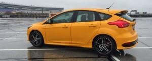 2015 Ford Focus ST Tangerine Scream ST2 Pack 50