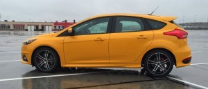 2015 Ford Focus ST Tangerine Scream ST2 Pack 51