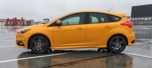 2015 Ford Focus ST Tangerine Scream ST2 Pack 52