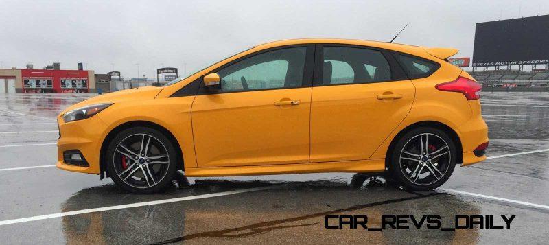 2015 Ford Focus ST Tangerine Scream ST2 Pack 52
