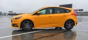 2015 Ford Focus ST Tangerine Scream ST2 Pack 53