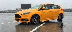 2015 Ford Focus ST Tangerine Scream ST2 Pack 55