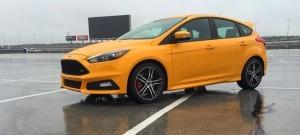2015 Ford Focus ST Tangerine Scream ST2 Pack 55
