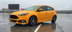2015 Ford Focus ST Tangerine Scream ST2 Pack 56