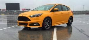 2015 Ford Focus ST Tangerine Scream ST2 Pack 58