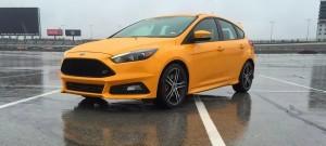 2015 Ford Focus ST Tangerine Scream ST2 Pack 59