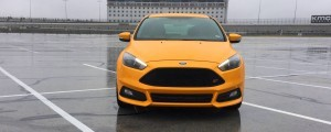 2015 Ford Focus ST Tangerine Scream ST2 Pack 6