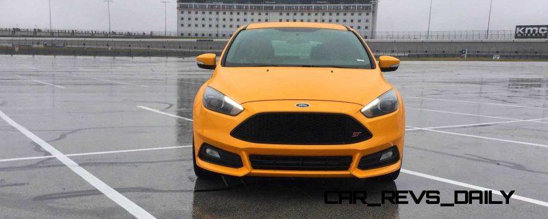 2015 Ford Focus ST Tangerine Scream ST2 Pack 6