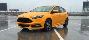 2015 Ford Focus ST Tangerine Scream ST2 Pack 60