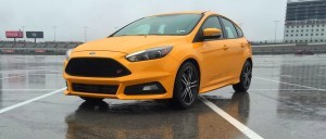 2015 Ford Focus ST Tangerine Scream ST2 Pack 62