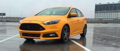 2015 Ford Focus ST Tangerine Scream ST2 Pack 63