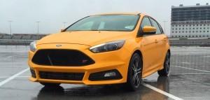 2015 Ford Focus ST Tangerine Scream ST2 Pack 65