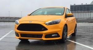 2015 Ford Focus ST Tangerine Scream ST2 Pack 67