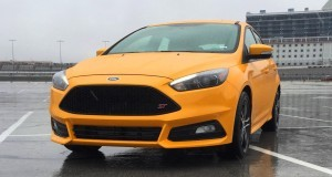 2015 Ford Focus ST Tangerine Scream ST2 Pack 68