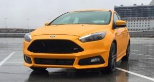 2015 Ford Focus ST Tangerine Scream ST2 Pack 68