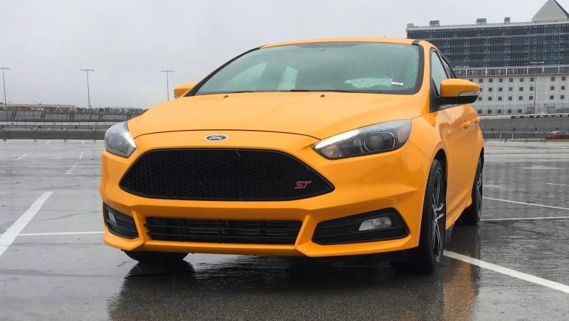 2015 Ford Focus ST Tangerine Scream ST2 Pack 69