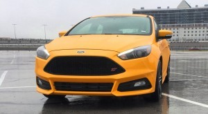 2015 Ford Focus ST Tangerine Scream ST2 Pack 70