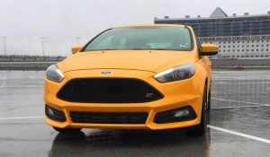 2015 Ford Focus ST Tangerine Scream ST2 Pack 71
