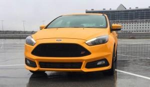 2015 Ford Focus ST Tangerine Scream ST2 Pack 71