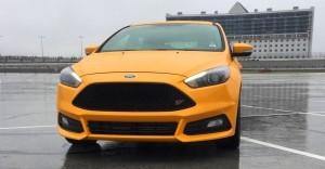 2015 Ford Focus ST Tangerine Scream ST2 Pack 72