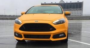 2015 Ford Focus ST Tangerine Scream ST2 Pack 73
