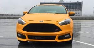 2015 Ford Focus ST Tangerine Scream ST2 Pack 74