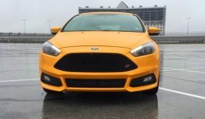 2015 Ford Focus ST Tangerine Scream ST2 Pack 75