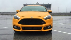 2015 Ford Focus ST Tangerine Scream ST2 Pack 76