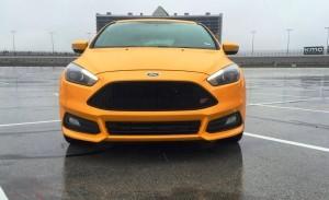 2015 Ford Focus ST Tangerine Scream ST2 Pack 77